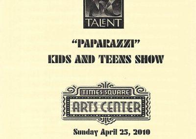 Paparazzi Show