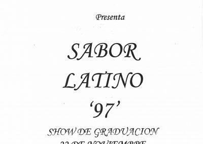 Sabor Latino 97