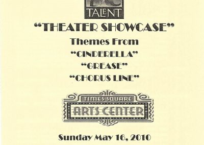 Theater Showcase